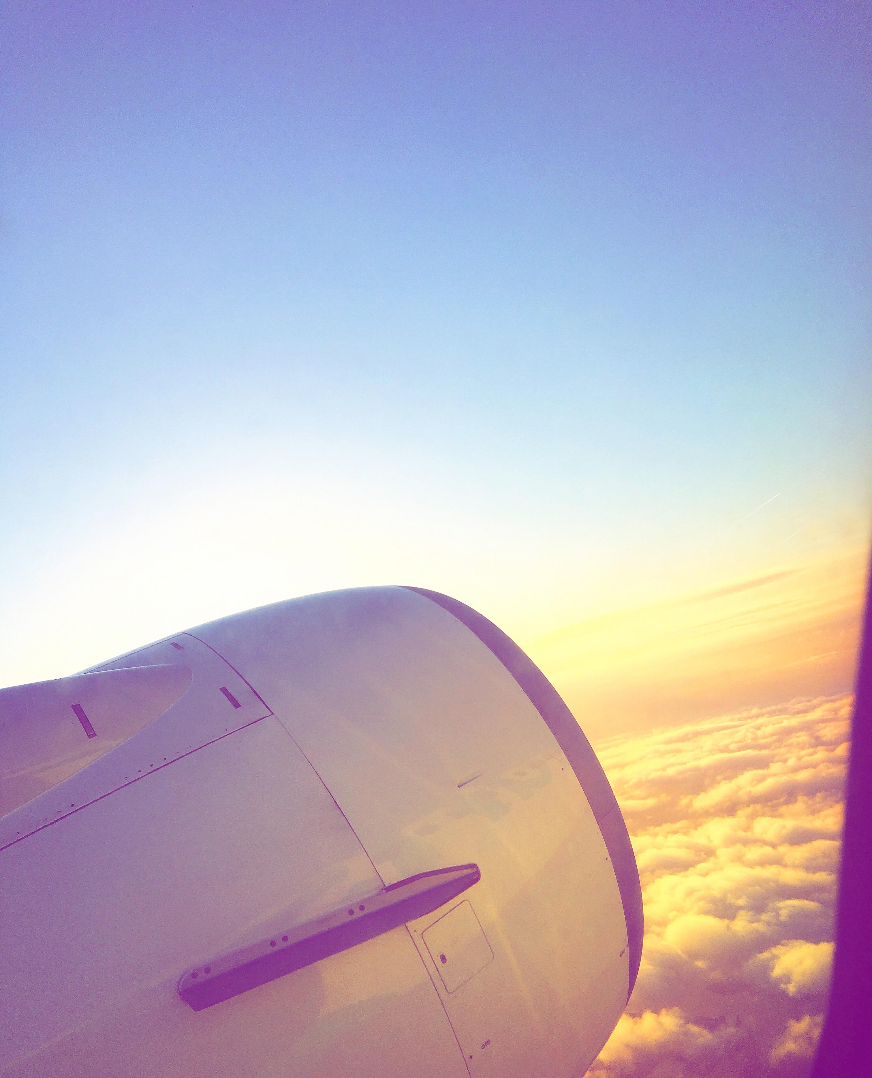 Vliegen transavia