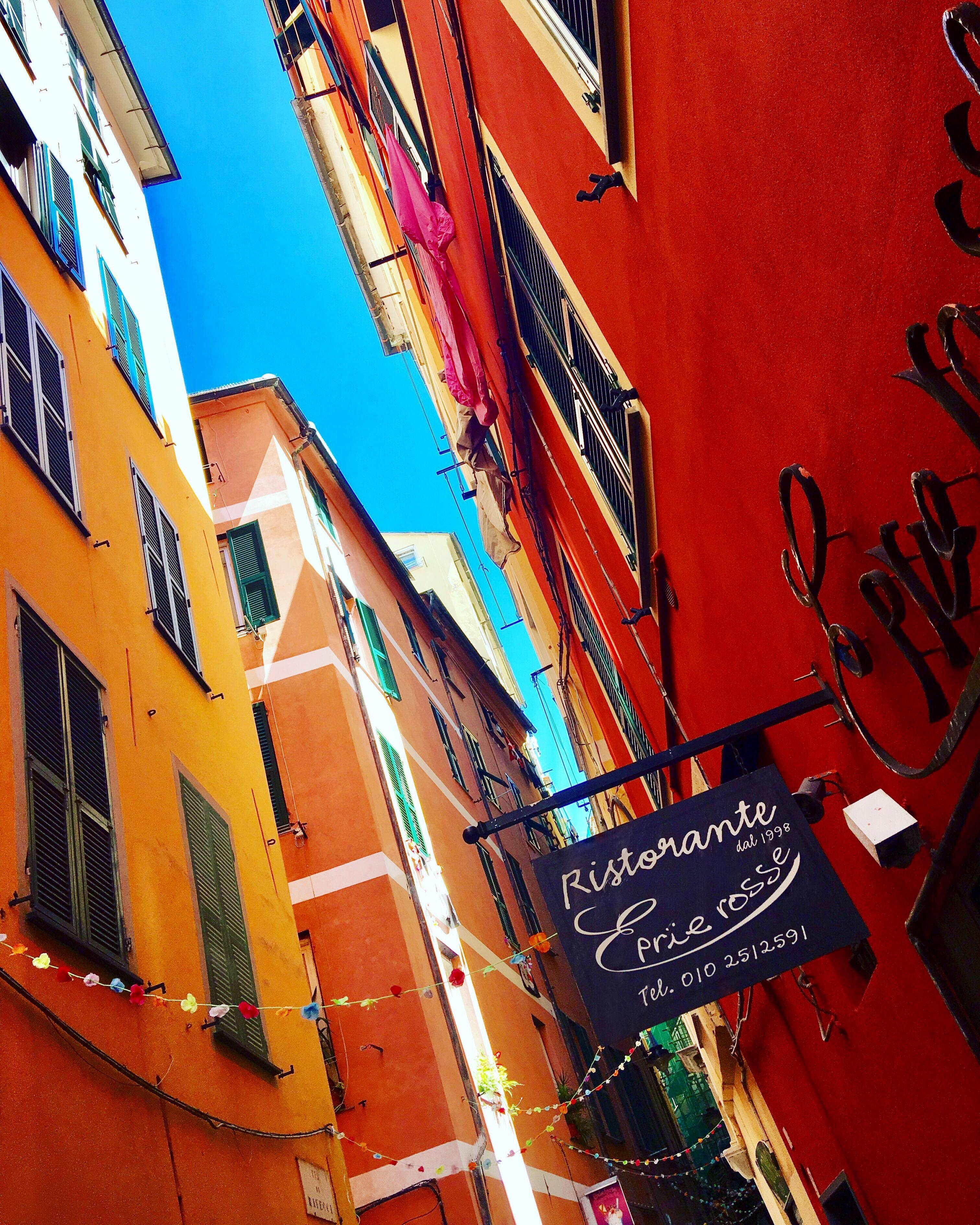 Italië road trip
