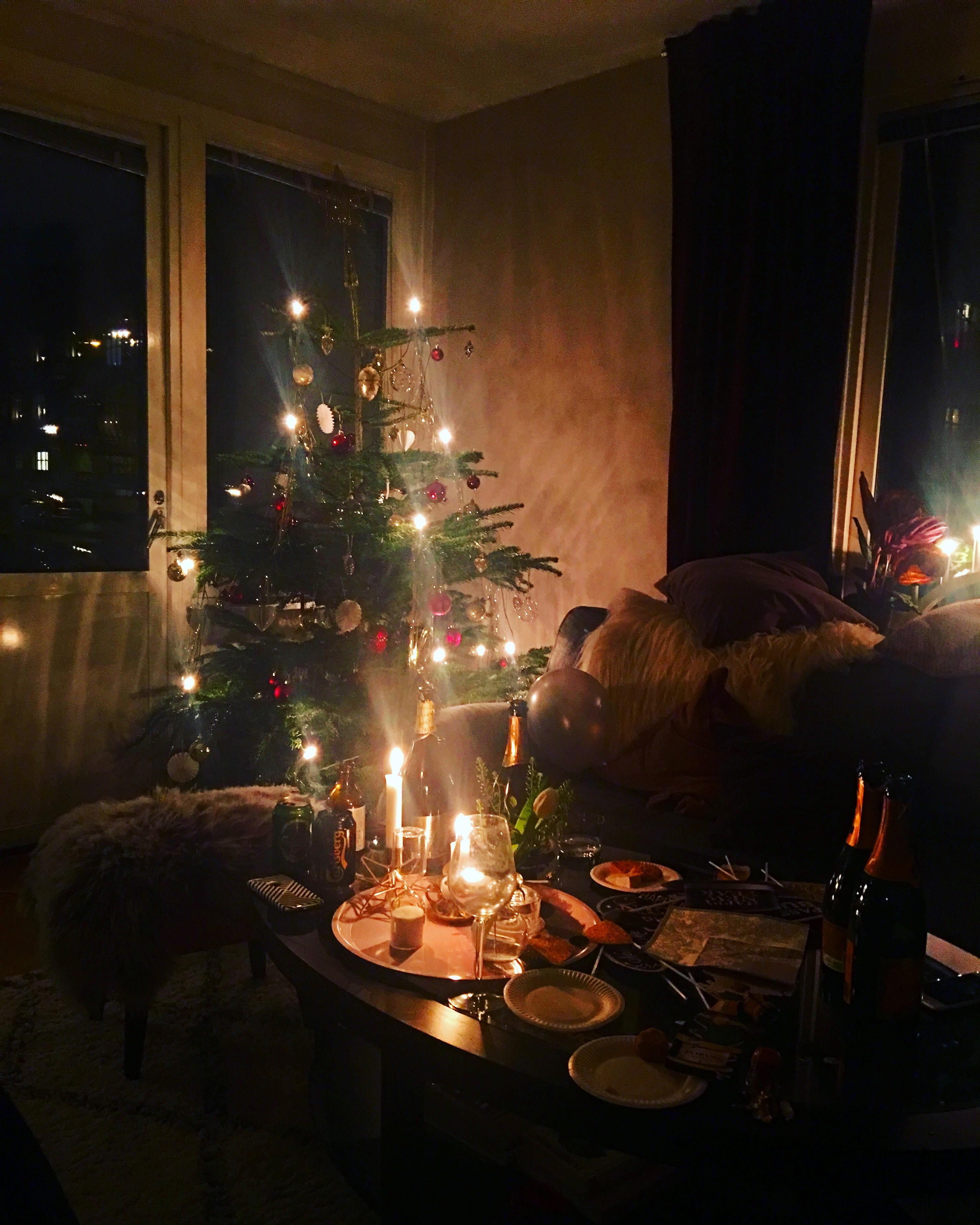 New Years Eve in Zweden